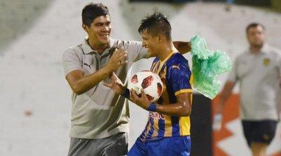El Neymar de Caazapá, listo para Cerro
