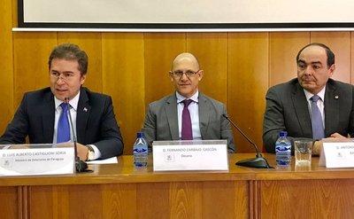 Canciller expuso fundamentos de la nueva diplomacia del Paraguay
