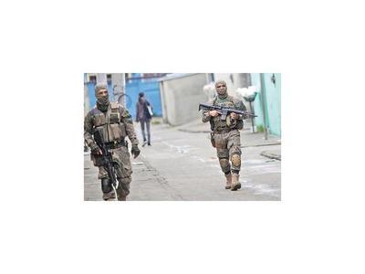 Brasil autoriza uso de la policía de élite en las carreteras de Río