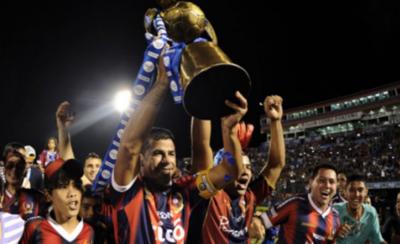 HOY / Distinguirán a un ex campeón con Cerro Porteño