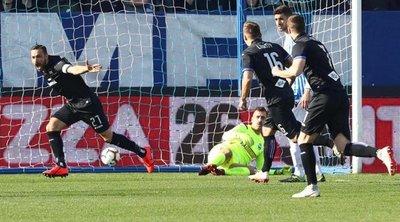 Quagliarella empata a goles con Ronaldo
