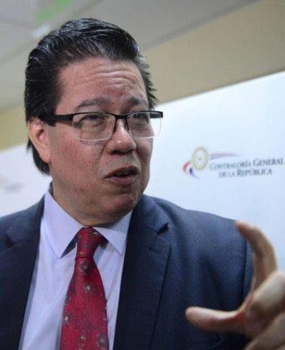 García, investigado: Por lavado y enriquecimiento