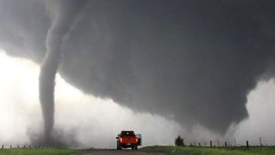 Al menos 22 muertos por los tornados en Estados Unidos