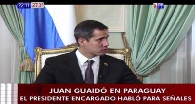"""Guaidó: """"Maduro sin bandas criminales ni Fuerzas Militares, es nada"""" – Prensa 5"""