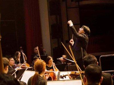 Jóvenes y talentosos músicos lideran a  la OSCA en el Municipal