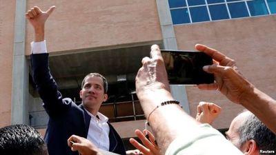 Guaidó se reencuentra con su pueblo y convoca a seguir en las calles de Venezuel