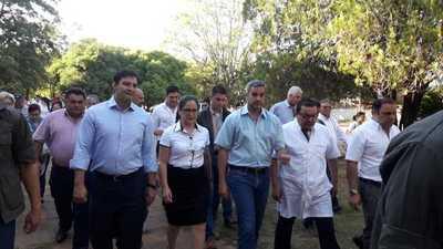 Marito habilita parque sanitario de la V Región – Prensa 5