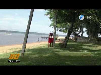 Presentaron proyecto para intentar recuperar las aguas del Lago Ypacarai