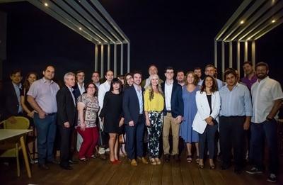 Tienen como objetivo fortalecer el ecosistema emprendedor del Paraguay
