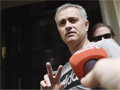 Mourinho tira un guiño al Madrid