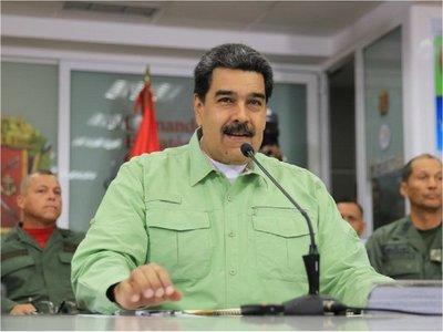 """Maduro llama a marchas """"antimperialistas"""""""