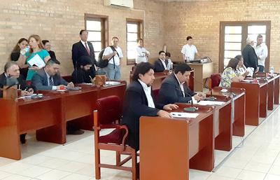 La Junta Municipal aprueba compras por unos G. 800 millones