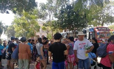 HOY / Invasores rechazan terreno y van a ocupar otro inmueble en Itauguá