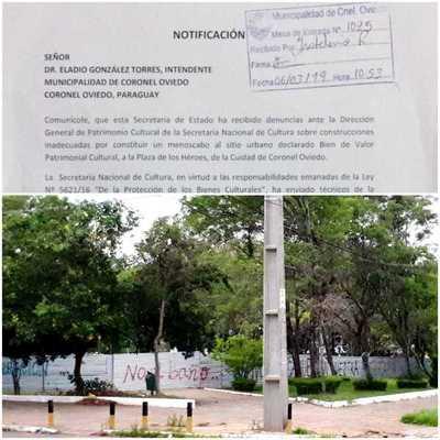 """""""Vamos a dar cumplimiento a la exigencia, adecuarnos y las obras continuarán"""" – Prensa 5"""