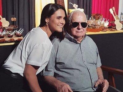 ¡Nieta de don Quemil  se lanzará como cantante de cumbia!