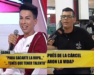 """Ruben Paris despotricó contra """"atajacarteras"""""""