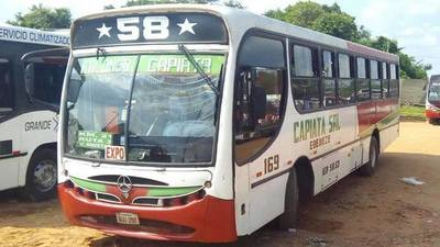 Empresa de bus retomará itinerario original desde el viernes
