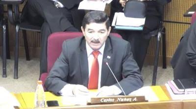 Recuerdan y piden celeridad en acusación penal contra el concejal Carlos Ferreira