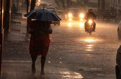 Pronostican clima inestable para hoy y los próximos días