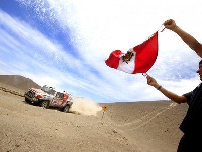 El Dakar no se contactó con Perú para mantener el rally en su territorio