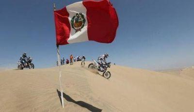 El Dakar no se ha contactado con Perú