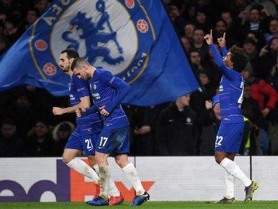 El Chelsea encarrila la eliminatoria ante el Dinamo