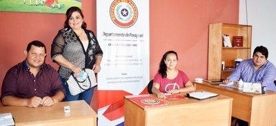 Crean oficina legislativa para hijo de intendenta