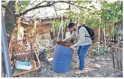 Unen fuerzas contra el Aedes en el Norte