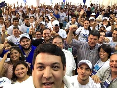 """Hoy lanzan Alianza Ganar por la candidatura de """"Teddy"""" Mercado"""