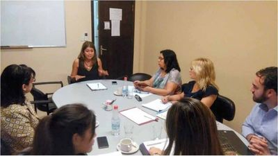 Reunión para proteger derechos de la Niñez y la Adolescencia