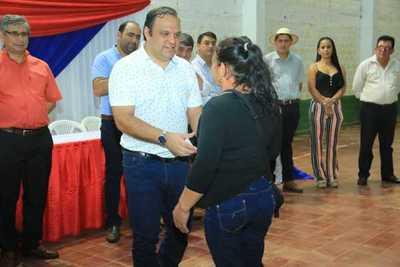 Más de 1.330 familias de Paso Yobaí reciben transferencias monetarias de Tekoporã
