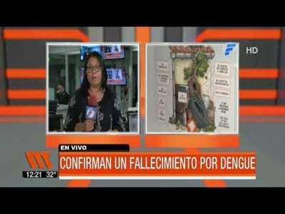 Confirman muerte por dengue en Alto Paraná