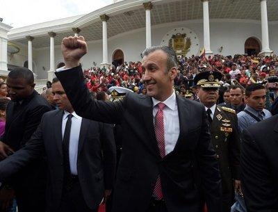 EE.UU. presenta cargos contra ministro venezolano Tareck El Aissami