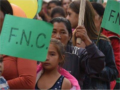 8M: Dirigente campesina pide políticas públicas para las mujeres