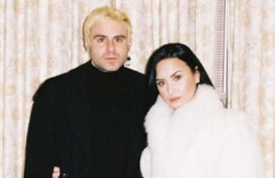 Filtran que romance entre Demi Lovato y Henry Levy llegó a su fin