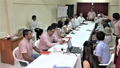 Desean potenciar funcionalidad del Consejo de Desarrollo Departamental