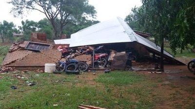 Restablecen servicio de la ANDE en Cerrito