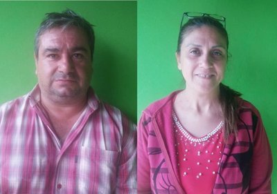 Detienen a pareja vinculada al narcotraficante Cabeza Branca