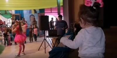 Marilina Mostró Como Su Hija Melody Reacciona Ante Su Show Infantil