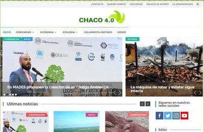El Chaco a un click de distancia