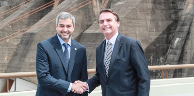 Mañana se inicia en Brasil la crucial renegociación del Anexo C de Itaipú