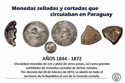 Revelan cinco siglos de la evolución de la moneda en Paraguay
