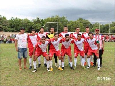 Nueve clasificados para la Copa Paraguay 2019