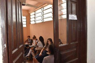 Inauguraron nuevo pabellón en el Colegio Nacional de Villarrica