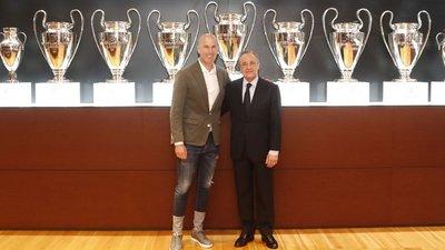 Las ganas de Zidane y su felicidad por el retorno