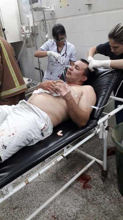 Terror en la cárcel: amotinamiento deja como saldo varios heridos