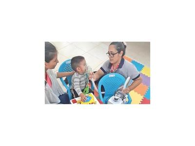 San Pedro:  480  niños accedena plan para desarrollo infantil