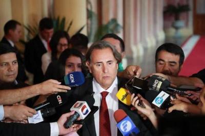 José Ortiz elude hablar sobre su responsabilidad en el 31-M