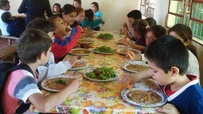 Suspenden inicio de almuerzo escolar en Misiones