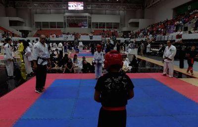 El SND Arena recibió al Mundial de artes marciales